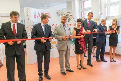 Nemocnice Nový Jičín léčí novým přístrojovým vybavením za 150 miliónů korun