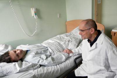 Práce kaplana Nemocnice Nový Jičín je před Vánoci náročnější. Osamělost doléhá na pacienty okolo svátků více než jindy