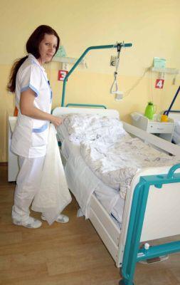Léčebna dlouhodobě nemocných Nemocnice Vítkov prochází modernizací