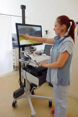 V Nemocnici Nový Jičín vyšetřují znaménka novým dermatoskopem