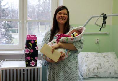 V Nemocnici Nový Jičín se loni narodilo 725 dětí. Porodnost stoupla o 10 procent