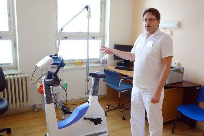 Nemocnice Vítkov modernizuje vybavení i přístroje