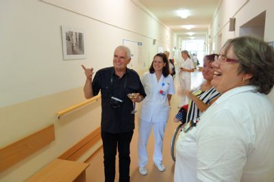 Nemocnice Vítkov investovala do přístrojů i zútulnila chodby