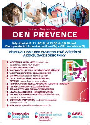 7c957e8aa1 Přijďte na Den prevence plný bezplatných vyšetření