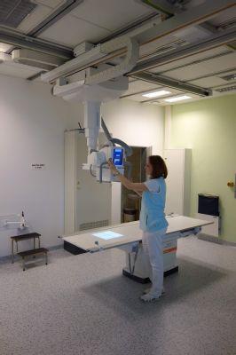 Díky novému rentgenu jsou v Nemocnici Nový Jičín pacienti vyšetřeni rychleji