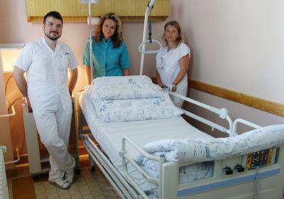 Nemocnice Nový Jičín zakoupila 65 nových moderních lůžek