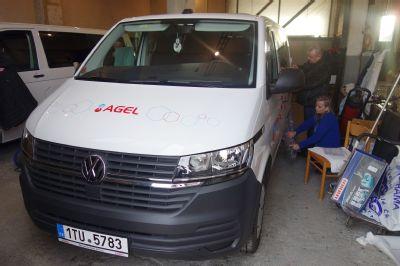 Nové převozové vozy Nemocnice Nový Jičín dopravují k léčbě onkologické pacienty z celého kraje
