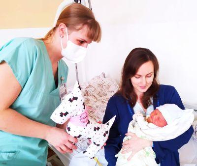 Vroce 2020 přivedli v Nemocnici AGEL Nový Jičín na svět celkem 725 dětí