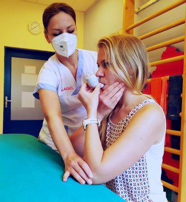 Pacientům spostcovidovými obtížemi pomohou rehabilitace v Nemocnici AGEL Nový Jičín
