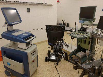 VNemocnici AGEL Nový Jičín úspěšně léčí rakovinu prostaty přístrojem Nanoknife