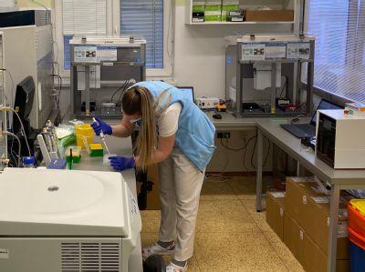 V Nemocnici AGEL Nový Jičín stoupá počet COVID indikovaných pacientů. Pozitivita za tento týden dosáhla 17 %