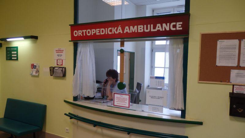 Pracoviště. Pracoviště Ambulance Ortopedické ambulance Ortopedická ambulance d8badc9e60
